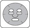 Mitomo Coenzyme Q10 and Lithospermum Essence Sheet Mask usage instructions