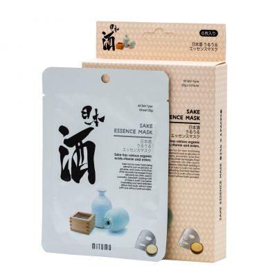 Bamboo Sake Essence Mask Mitomo