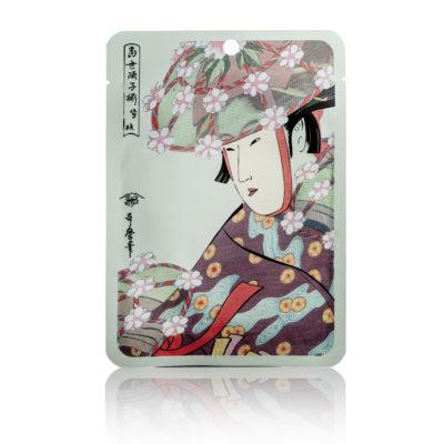 Mitomo Aloe + Cherry Blossoms Essence Mask